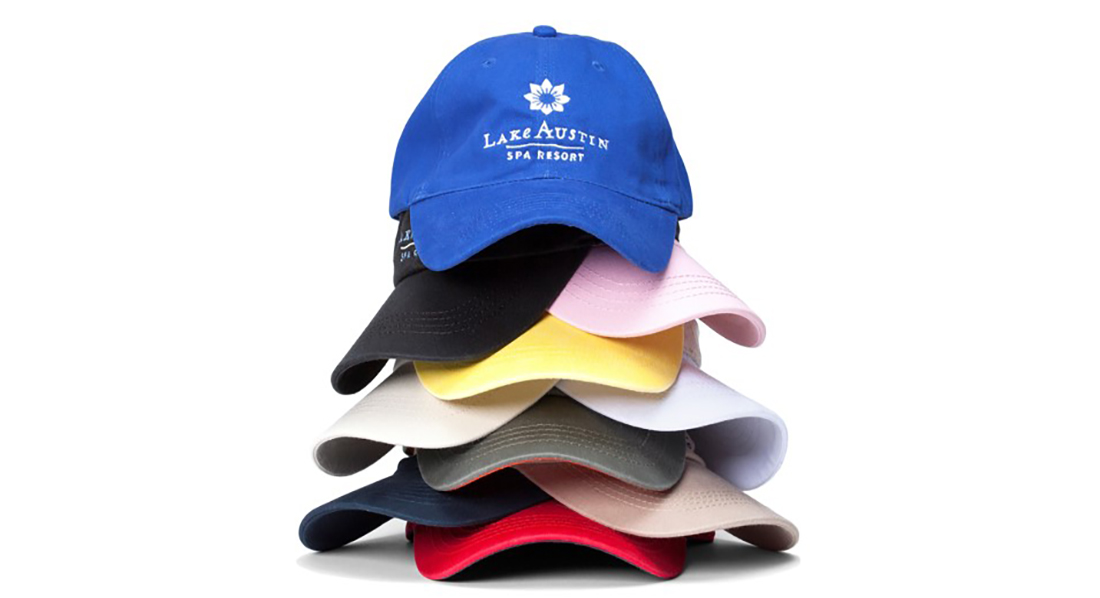 Lake Austin Spa Resort Logo Hat