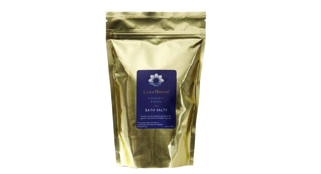 LakeHouse Lavender Fields Bath Salts